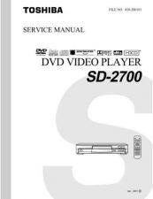 Buy TOSHIBA SD320V SVCMAN Service Schematics by download #160366