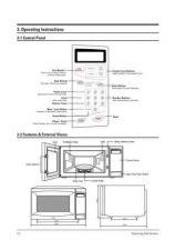 Buy Samsung MW4592W XAXMX032105 Manual by download #164715
