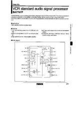 Buy INTEGRATED CIRCUIT DATA BA7797FJ Manual by download Mauritron #186699