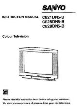 Buy Sanyo CE28DN5-B Manual by download #173108