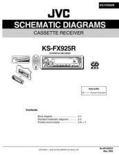 Buy JVC 49742SCH Service Schematics by download #120964