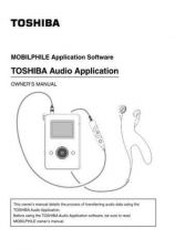 Buy Toshiba ce20d10 Manual by download #171860