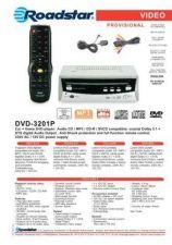 Buy ROADSTAR DVD-3200P by download #128116