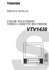 Buy Vtv1436 Service Schematics by download #132242