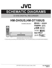 Buy JVC HM-DH5US SCH TECHNICAL DATA by download #131009