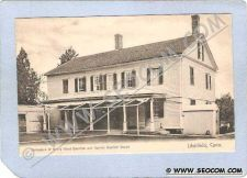 Buy CT Litchfield Birthplace Of Henry Ward Beecher & Harriet Beecher Stowe ct_~1029