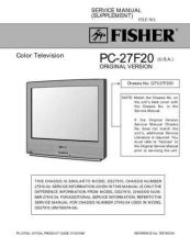 Buy Sanyo PC-20S00M TRI OM Manual by download #174639