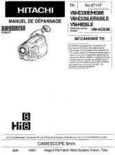 Buy HITACHI No 6714F Service Data by download #151090