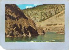 Buy CAN Fraser Canyon Postcard The Fraser River can_box1~33