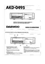 Buy Deewoo AKD-0495 (S) Operating guide by download #167503