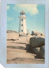 Buy CAN Nova Scotia Lighthouse Postcard Halifax Peggy's Cove Light lighthouse_~987