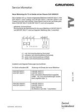 Buy GRUNDIG E TV019D by download #126142