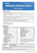 Buy Yamaha PM5DV2 DSP5D EDITOR EN OM V22A Operating Guide by download Mauritron #20