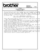 Buy Brother SU_F1033 Service Schematics by download #134669