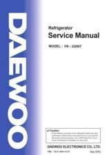 Buy Daewoo FR-530NT (E) Service Manual by download #154983