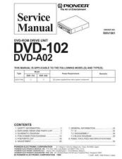 Buy PIONEER R1901 Service Data by download #149324