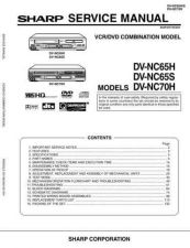 Buy DVNC65HM MAIN VCR SCHEMATIC Service Data by download #132643