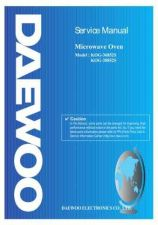 Buy Daewoo G36852S001(r) Service Manual by download #160700