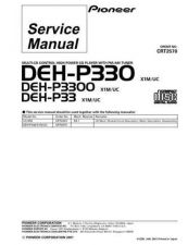 Buy PIONEER C2570 Service Data by download #152684