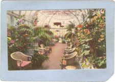 Buy CAN Victoria Postcard The Conservatory Empress Hotel can_box1~219