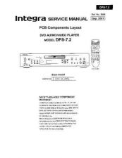 Buy ONKYO DPS-73JPSM Service Manual by download Mauritron #193394
