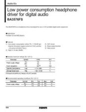 Buy MODEL BA3576FS Service Information by download #123708