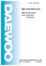 Buy PILOT PIL-1810 KOR-611L0S611L2S-1 Service Manual by download Mauritron #193562