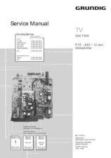 Buy MODEL CUC7305 Service Information by download #123978