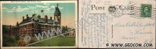 Buy CT New Britain Postcard State Normal School ct_box4, getfrom3, ~1690