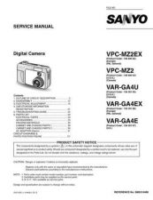 Buy Sanyo SM5310400-00 0E Manual by download #176458