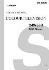 Buy 24W33B Service Schematics by download #129751