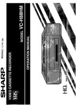 Buy Sharp VCH90HM-018 Service Schematics by download #158675