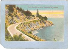 Buy CAN Vancouver Postcard North Shore Marine Drive can_box1~129