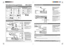 Buy Funai DRV-A2877 E9703ED QSG GE 0527 BR2 Owners User Guide Operating by download