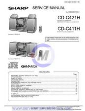 Buy Sharp CDC471H SM GB(1) Manual by download #179921