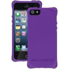 Buy Ballistic Iphone 5 Ls Smooth Case (purple Tpu With 4 White; 4 Purple)