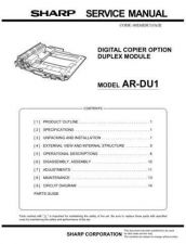 Buy Sharp ARFN2 6 Service Manual by download #138822