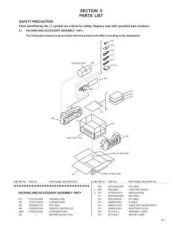 Buy JVC 82899PAR Service Schematics by download #122778