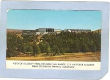 Buy CO Colorado Springs Military Vista of Air Force Academy from mountain rang~26