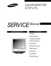Buy Samsung ML17NSSS XAXMX032E06 Manual by download #164610
