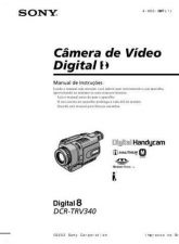 Buy SONY DCR-TRV340 OPERATING GUIDE by download #166717