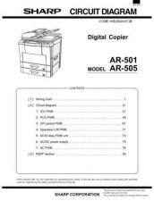Buy Sharp AR350-450LP-P350-P450 PG GB(1) Manual by download #170067