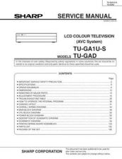 Buy INFINITY TUGA1US Service Manual by download #147996
