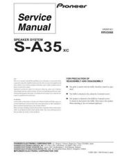 Buy PIONEER R2068 Service Data by download #153105