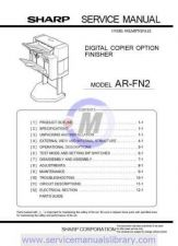 Buy Sharp AR FN2 Manual by download #179321