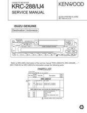 Buy KRC-29Y 35R 379R RY 479R RY 481R Service Schematics by download #131682