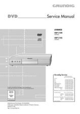 Buy Grundig GDP-5100 5102 6150 SE-1230 Manual by download Mauritron #185461
