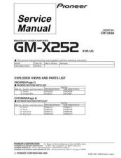 Buy PIONEER C2636 Service Data by download #149022