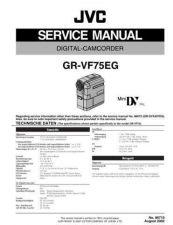 Buy JVC 86710 Service Schematics by download #123168