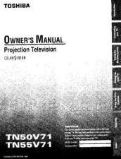 Buy Toshiba TP48C50 2 Manual by download #172449